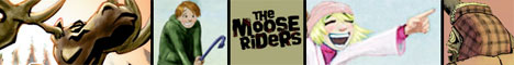 The Moose Riders